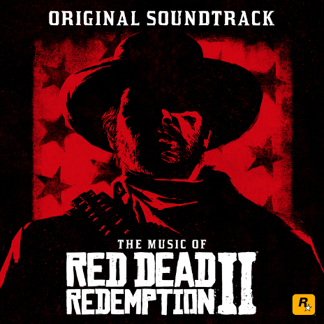 The Music of Red Dead Redemption II - okładka