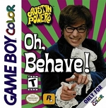 Austin Powers: Oh, Behave! - Game Boy Color