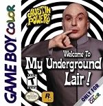 Austin Powers: Welcome to My Underground Lair! - Game Boy Color