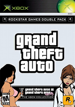 Grand Theft Auto: Double Pack - Xbox