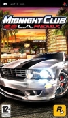 Midnight Club L.A. Remix - PlayStation Portable