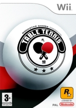 Rockstar Games presents Table Tennis - Wii